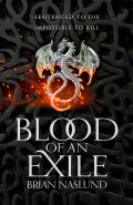 Blood of an exile by  by Brian Naslund