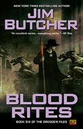 Blood RitesJim Butcher
