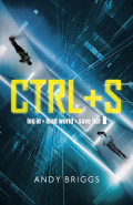 CTRL+S by  by Andy Briggs