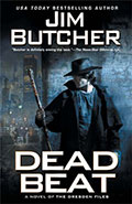 Dead BeatJim Butcher