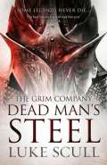 Dead Man's Steel by Luke Scull