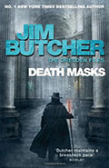 Death MasksJim Butcher