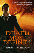 Death Most DefiniteTrent Jamieson