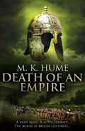Death of an Empire by MK Hume