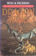 Dragon Wing by Weis and Hickman