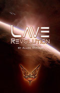 Elite: Lave Revolution by Allen Stroud