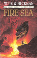Fire Sea by Weis and Hickman