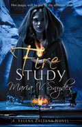 Fire Study by Maria V Snyder