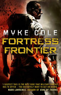 Fortress Frontier by Myke Cole