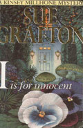 I is for InnocentSue Grafton