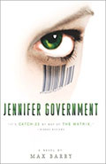 Jennifer GovernmentMax Barry