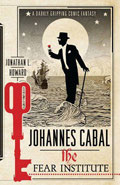 Johannes Cabal the Fear InstituteJonathan L Howard