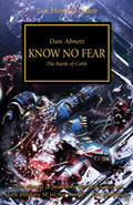 Know no Fear by Dan Abnett