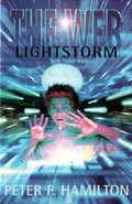 Lightstorm by Peter F Hamilton