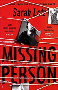 Missing Person by  by Sarah Lotz