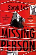 Missing PersonSarah Lotz
