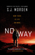 No Way by S J Morden