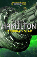 Pandora's Star by Peter F Hamilton