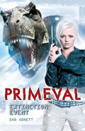 Primeval: Extinction Event by Dan Abnett