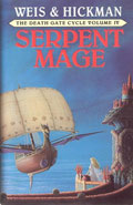 Serpent Mage by Weis and Hickman