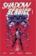Shadow Service Volume 1 by Cavan Scott