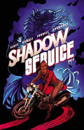 Shadow Service Volume 2: Mission Infernal by Cavan Scott