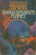 Shakespeare's Planet by Clifford D Simak