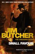 Small Favour by Jim Butcher