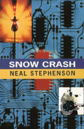 Snow CrashNeal Stephenson