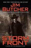 Storm FrontJim Butcher