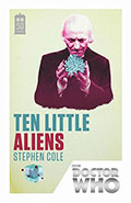 Ten Little Aliens by Stephen Cole