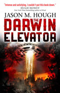 The Darwin Elevator by Jason M Hough