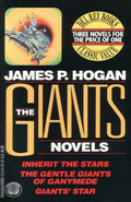 The Giant Novels by James P Hogan