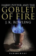 The Goblet of Fire by J K Rowling
