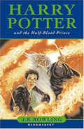 The Half Blood Prince by J K Rowling