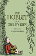 The Hobbit: Illustrated Edition by JRR Tolkien