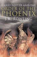 The Order of the Phoenix by J K Rowling