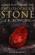 The Philosophers Stone by J K Rowling