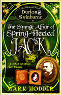 The Strange Affair of Spring-Heeled Jack by Mark Hodder
