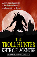 The Troll Hunter by Keith Blackmore
