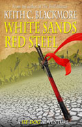 White Sands Red SteelKeith Blackmore